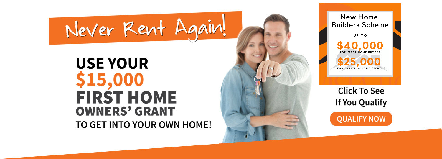 Never rent again - Click here for more information